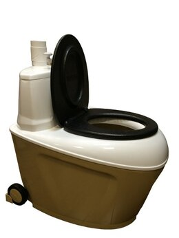 Биотуалеты - Торфяной туалет Super PitEco 905 ( с…, 0