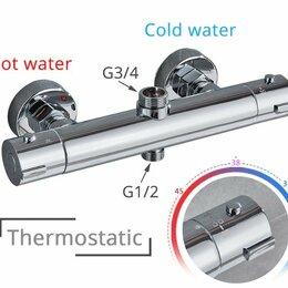 Смесители - Смеситель для ванной с термостатом, 0