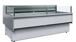 Холодильные витрины - витрина открытая Полюс Carboma Bavaria 2 GC110…, 0
