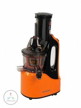 Соковыжималки и соковарки - Соковыжималка Oursson JM7002/OR, оранжевый, 0