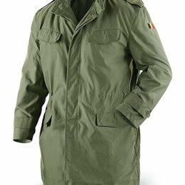 Куртки - Парки оригинальные, M89 Combat Jacket, армии Бельгии, 0