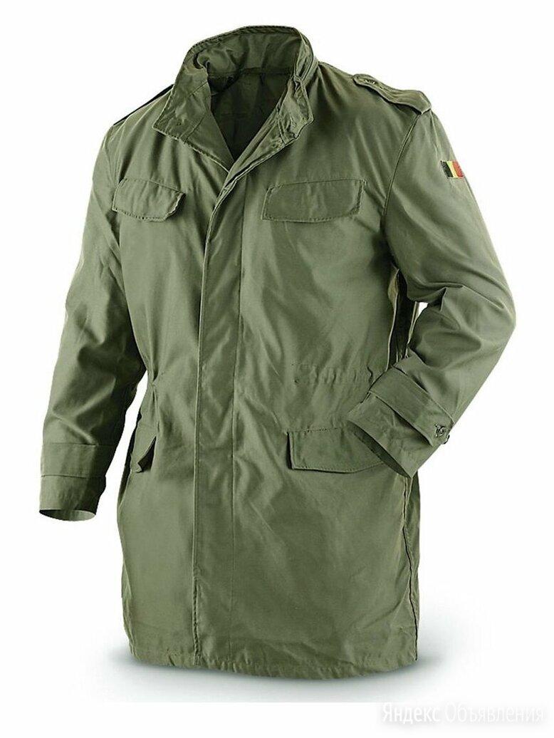 Парки оригинальные, M89 Combat Jacket, армии Бельгии по цене 1999₽ - Куртки, фото 0