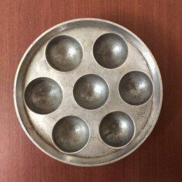 Посуда для выпечки и запекания - Форма для пончиков, 0