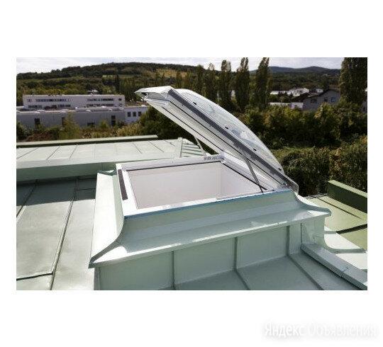 Зенитные фонари (Выход на крышу) VELUX CXP 0473Q 120*120 см по цене 115100₽ - Уличное освещение, фото 0