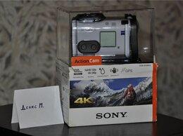 Экшн-камеры - Sony FDR-X1000 (новая, коробка повреждена), 0