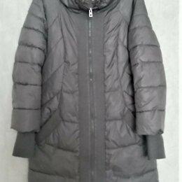 Пальто - Пальто-куртка, демисезонное, р.44-46, 46-48, 0