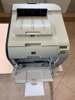 Принтеры и МФУ - Принтер цветной HP Color LaserJet CP2025, 0