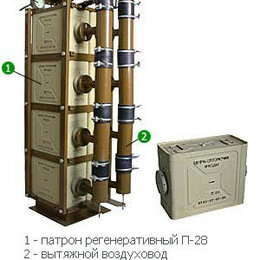 Промышленное климатическое оборудование - Регенератор воздуха РВ -150, 0