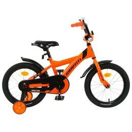 """Велосипеды - Велосипед 16"""" Graffiti Spector, цвет неоновый красный   5267474, 0"""