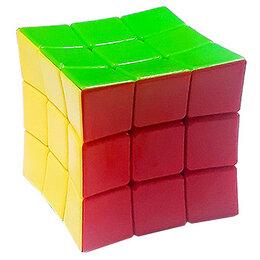 Головоломки - Кубик Рубика 5,5*5 см пакет европодвес арт.К-11905, 0