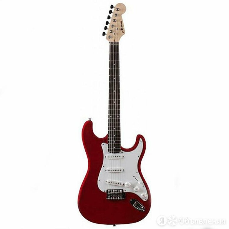 Электрогитара Ashtone ST-100 RD по цене 10880₽ - Электрогитары и бас-гитары, фото 0