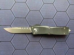 Ножи и мультитулы - Нож Microtech Troodon Vespa drop point, 0