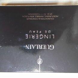 Для лица - Тональная основа Lingerie De Peau Guerlain 03, 0