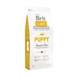 Корма  - Brit Care Puppy All Breed Lamb & Rice для щенков всех пород с ягненком и рисом -, 0