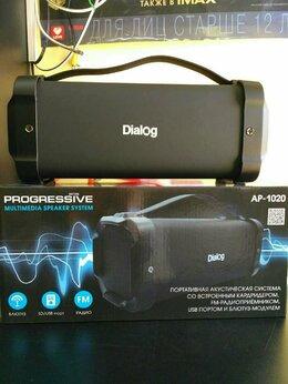 Портативная акустика - Акустика Dialog AP-1020 Bluetooth , 0