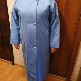 Пальто - Пальто зимнее, Финляндия 52-54 размер, 0