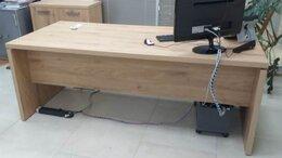 Мебель для учреждений - Стол руководителя 180х90х75, 0