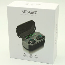Наушники и Bluetooth-гарнитуры - Беспроводные наушники MR-G20 новые, 0