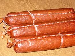 Продукты - Колбаса домашняя из мяса дичи, 0