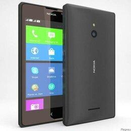 Мобильные телефоны - Новый Nokia X Dual Sim (Ростест, полный комплект), 0