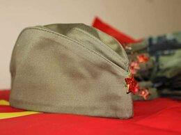 Военные вещи - Пилотка защитного цвета +, 0
