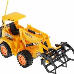 """Радиоуправляемые игрушки - Погрузчик фирмы """"Fun Toy"""", 0"""