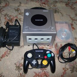 Игровые приставки - Nintendo GameCube японский регион (НЕ чипованный), 0