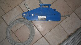 Грузоподъемное оборудование - рычажная лебедка  на 1600 кг., 0