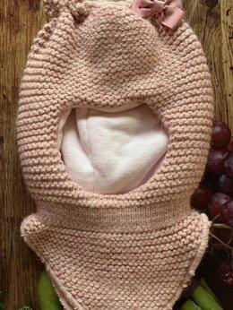 Головные уборы - Новая шапка-шлем , 0