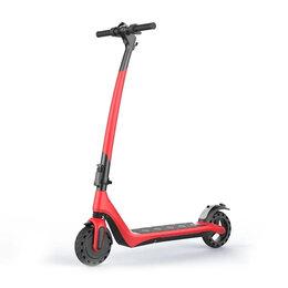 Самокаты - Электросамокат Joyor A3 (25 км/ч) красный, 0