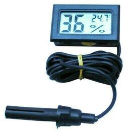 Метеостанции, термометры, барометры - FY-12 - гигрометр-термометр с внешним датчиком, 0