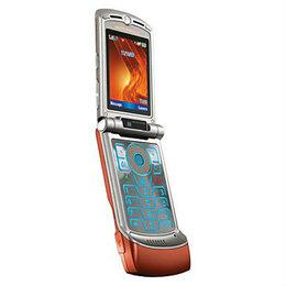 Мобильные телефоны - Motorola razr V 3i orang,grey, green,blue, 0