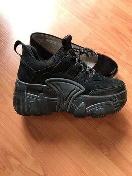 Кроссовки и кеды - Сникерсы, размер 36, 0