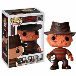 Фигурки и наборы - Funko Pop Freddy Krueger, 0