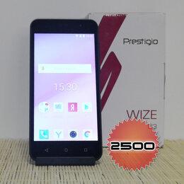 Мобильные телефоны - Prestigio WIZE U3, 0