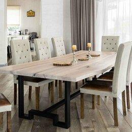 Столы и столики - Стол из натурального массива дерева, 0