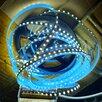 лента светодиодная smd 2835 120 leds 12v 9,6 w 6500К по цене 185₽ - Светодиодные ленты, фото 1