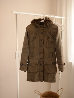 Куртки - Парка Mango, 0