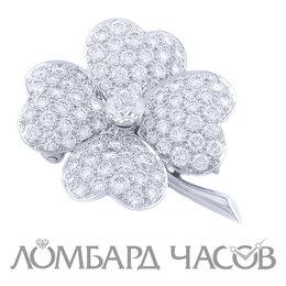 Карманные часы - Van Cleef & Arpels Cosmos Diamond Clip-Pendant , 0