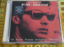 Музыкальные CD и аудиокассеты - F.R. David – Best of F.R. David + Maxi-Single. , 0