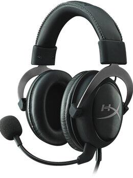 Наушники и Bluetooth-гарнитуры - Компьютерная гарнитура HyperX Cloud II Metal, 0