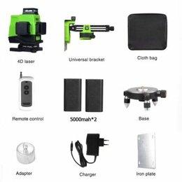 Измерительные инструменты и приборы - Лазерный уровень Feikeda 4D FKD-16-DE, 0