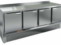 Холодильные столы - СТОЛ ХОЛОДИЛЬНЫЙ HICOLD GNE 1111/TN, 0
