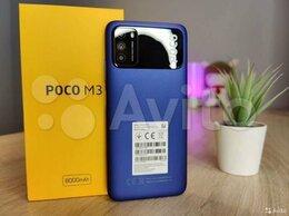 Мобильные телефоны - Xiaomi Poco M3 4/64 Синий, 0