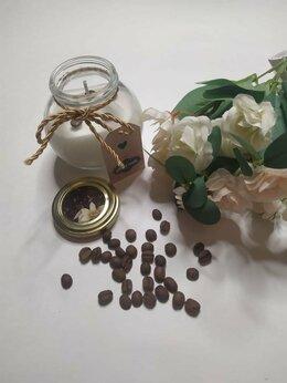 Декоративные свечи - Натуральные арома свечи (Hand made), 0