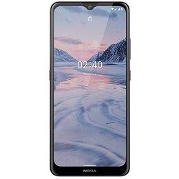 Мобильные телефоны - Смартфон Nokia 2.4 2/32GB Dual Sim Фиолетовый, 0