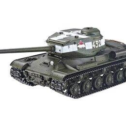 Радиоуправляемые игрушки - Р/У танк Taigen 1/16 ИС-2 модель 1944, СССР, зеленый, 2.4G, 0