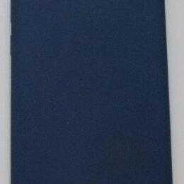 Чехлы - Бампер (клип-кейс) для Huawei Y6 2018 синий Interstep, 0