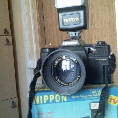 Пленочные фотоаппараты - Пленочный фотоаппарат nippon, 0