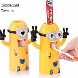 Мыльницы, стаканы и дозаторы - Дозатор зубной пасты, 0